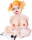Кукла Мэджик Флэш | Надувные куклы с вагинами и анусами | Секс-шоп Мир Оргазма