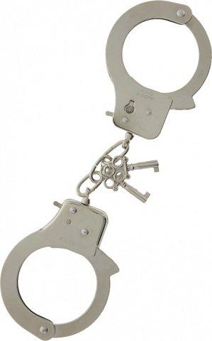 Сувенир наручники 6 см, фото 3