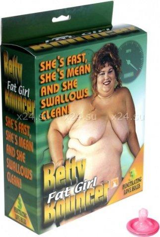 Кукла-толстуха Betty Bouncer, фото 6