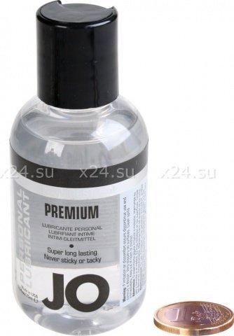 Любрикант на силиконовой основе JO Premium 75 мл, фото 2