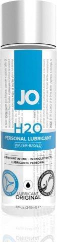 Любрикант на водной основе JO H2O 240 мл