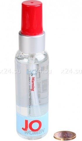 Любрикант на водной основе с разогревающим эффектом для женщин JO H2O Womens Warming 60 мл