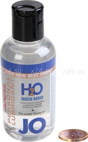 Анальный любрикант на водной основе JO Anal H2O 135 мл