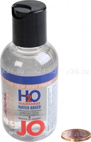 �������� ��������� �� ������ ������ � ������������� �������� JO Anal H2O Warming 75 ��