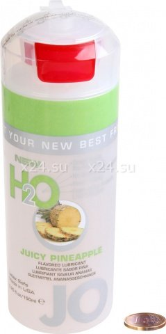 ��������� ��������� �� ������ ������� JO H2O Lubricant Juicy Pineapple 150 ��