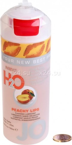 ��������� ��������� �� ������ ������� JO H2O Lubricant Peachy Lips 150 ��