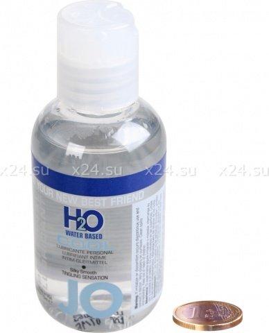 Любрикант на водной основе с охлаждающим эффектом JO H2O Cool 75 мл