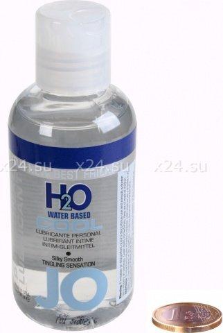 Любрикант на водной основе с охлаждающим эффектом JO H2O Cool 135 мл