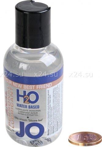 Анальный любрикант на водной основе с охлаждающим эффектом JO Anal H2O Cool 75 мл