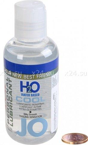 Анальный любрикант на водной основе с охлаждающим эффектом JO Anal H2O Cool 135 мл