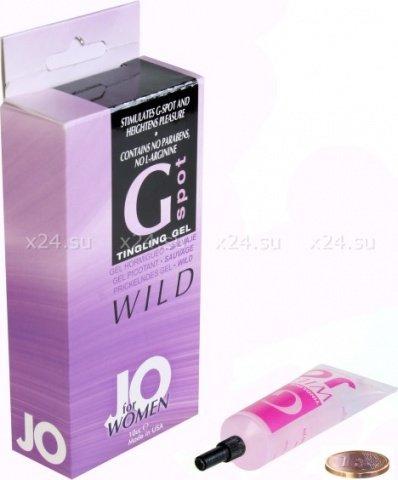 ���� ��� ���������� ����� G (�������� ��������) /JO G-Spot Gel Wild 10 ��