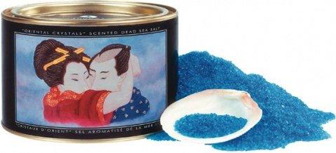 Соль для ванной ''Океанский бриз'' /соль, свеча/ 600 гр
