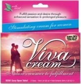 Мл 3 тюбика крем ` ` стимулирующий для женщин - Секс шоп Мир Оргазма