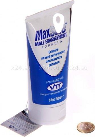 Oz/148 мл крем `maxsize` для улучшения мужской эрекции