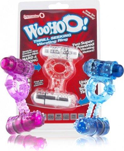Двойной моторчик WooHoo для острых ощущений