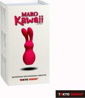 Вибратор в форме ''кролика'' maro kawaii 6, фото 3