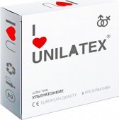 Презервативы ультротонкие ШТ - Секс шоп Мир Оргазма