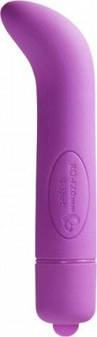 Пластиковый вибратор для G-точки RO-G-Spot (10 режимов)