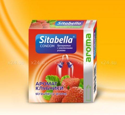 Насадка стимулирующая sitabella extender клубника 1/12 упак