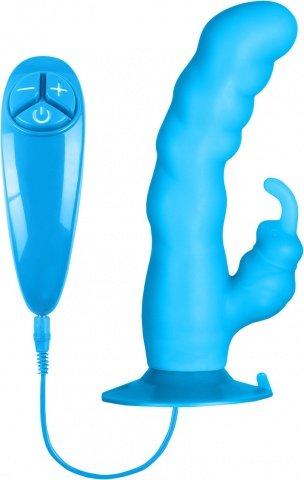 Icy bunny rabbit vibe 7&amp quot blue