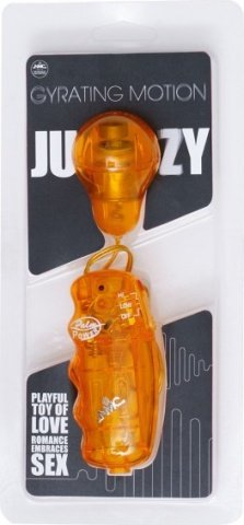 Juzy super gyrating vibe orange, фото 2