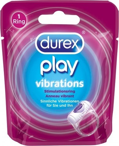 Durex vibrating ring (1 pc)