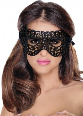 Eye mask os black