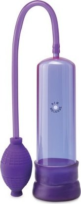 Pw silicone purple power pump, фото 2