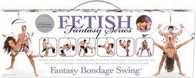����-������ ff fantasy bondage swing - white