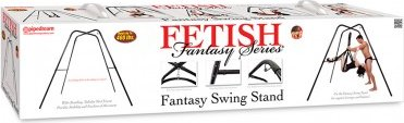 секс-качели ff fantasy swing stand, фото 4