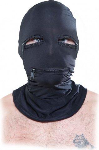 Ff black zipper face wood