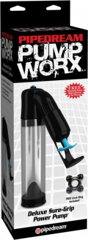 вакуумная помпа worx deluxe sure grip pump, фото 3