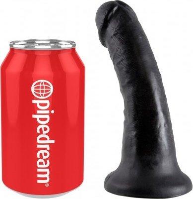 Cock 6 inch black, фото 3