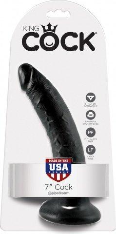 Cock 7 inch black, фото 2