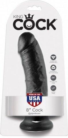 Cock 8 inch black, ���� 2