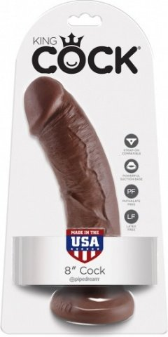 Cock 8 inch brown, ���� 2