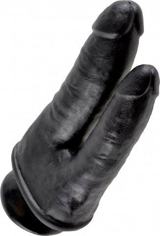 Cock double penetrator black
