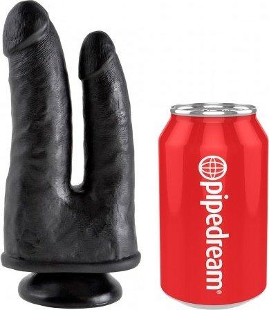 Cock double penetrator black, фото 3