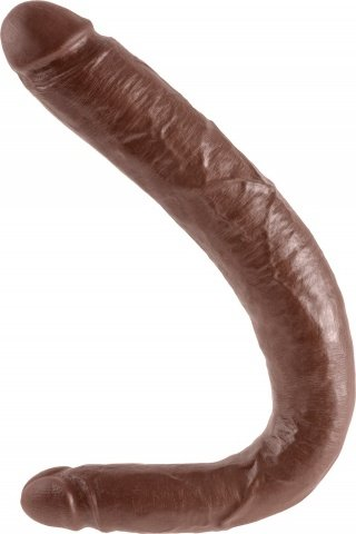 Cock 16 inch tapered double brown