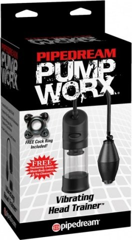 Pump worx - vibr head trainer, фото 2