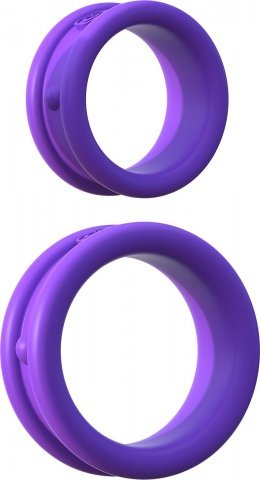 ����� �� 2-� ���������� ����� Max Width Silicone Rings ����������