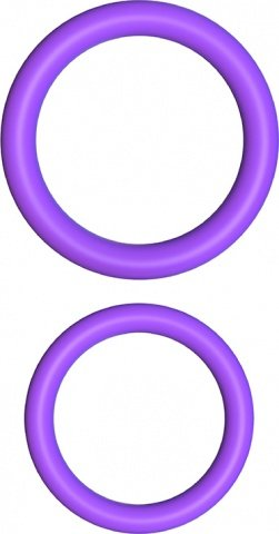 ����� �� 2-� ���������� ����� Max Width Silicone Rings ����������, ���� 3