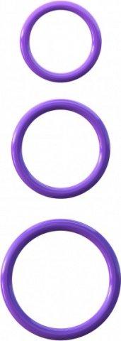 ����� �� 3-� ����������� ����� Silicone 3-Ring Stamina Set ����������