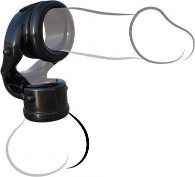 Ironman triple ring black, фото 3