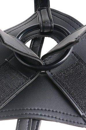 Страпон Strap-on Harness 7 Cock трусики с насадкой телесный, фото 8