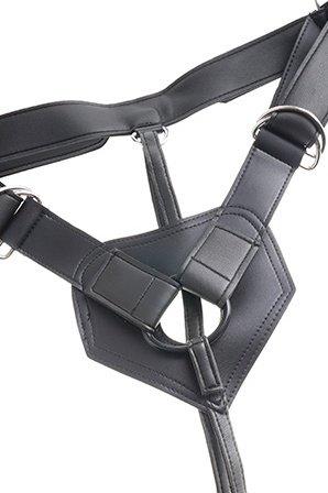 Страпон Strap-on Harness 7 Cock трусики с насадкой телесный, фото 5