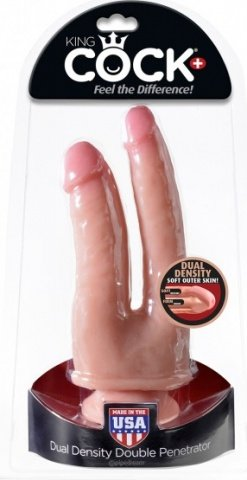 Dual density cock double pene flesh, ���� 2