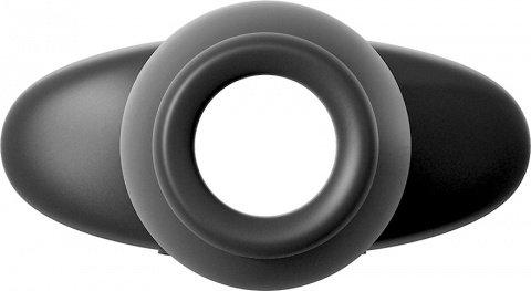 Открытая анальная пробка Open Wibe Tunnel Plug, фото 3