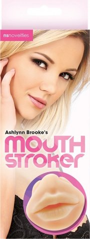 Ashlynns mouth stroker, фото 2