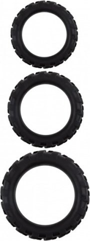 Endurance rings black